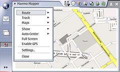 maemo mapper