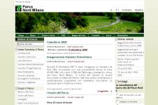 Home Page PNM Joomla FAP CMS Accessibile