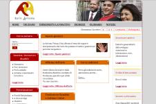 Home Page Rete Autismo Joomla FAP CMS Accessibile