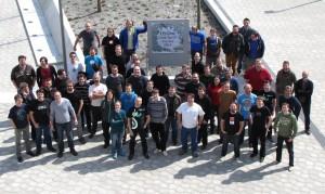 OSGEO Code Sprint - Vienna 2014