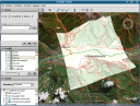 Serving Raster from MapServer WMS in Google Earth