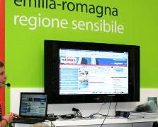 Stand regione Emilia Romagna