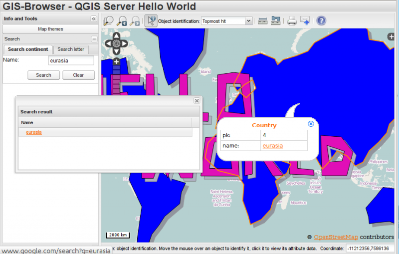 Qgis Web Client Formatters