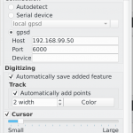 Use your android phone's GPS in QGIS